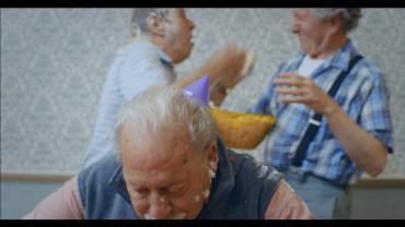 Senior Citizen Food Fight